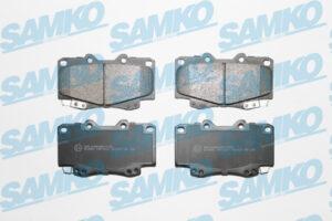 Спирачни накладки SAMKO - 5SP1610