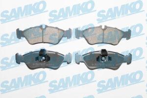 Спирачни накладки SAMKO - 5SP1611
