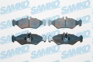 Спирачни накладки SAMKO - 5SP1614