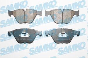 Спирачни накладки SAMKO - 5SP1619