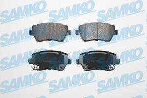 Спирачни накладки SAMKO - 5SP1621
