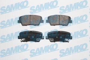 Спирачни накладки SAMKO - 5SP1625