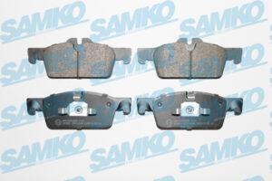 Спирачни накладки SAMKO - 5SP1626
