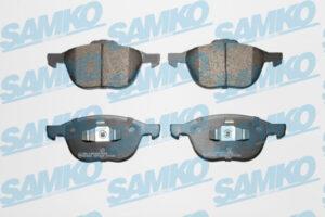 Спирачни накладки SAMKO - 5SP1627