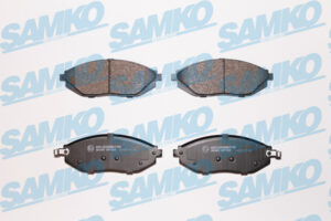 Спирачни накладки SAMKO - 5SP1629