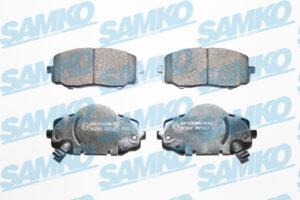 Спирачни накладки SAMKO - 5SP1633
