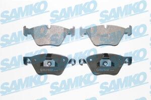 Спирачни накладки SAMKO - 5SP1641