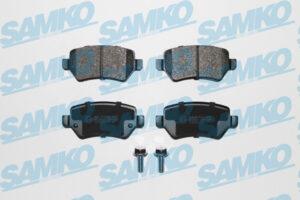 Спирачни накладки SAMKO - 5SP1650