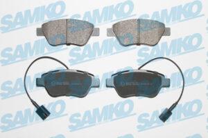 Спирачни накладки SAMKO - 5SP1656