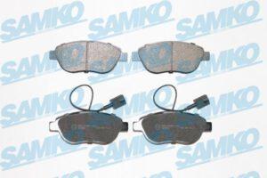 Спирачни накладки SAMKO - 5SP1657