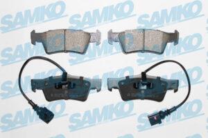 Спирачни накладки SAMKO - 5SP1667