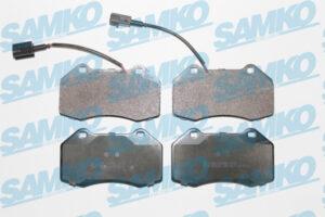 Спирачни накладки SAMKO - 5SP1671