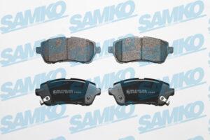 Спирачни накладки SAMKO - 5SP1673