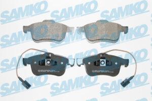 Спирачни накладки SAMKO - 5SP1674