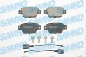 Спирачни накладки SAMKO - 5SP1676