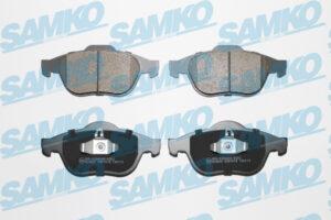 Спирачни накладки SAMKO - 5SP1678
