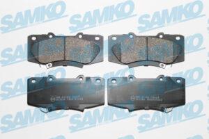 Спирачни накладки SAMKO - 5SP1682