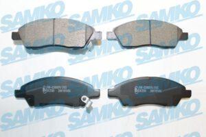 Спирачни накладки SAMKO - 5SP1686