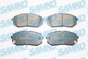 Спирачни накладки SAMKO - 5SP1689