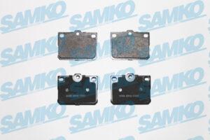Спирачни накладки SAMKO - 5SP169