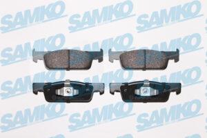 Спирачни накладки SAMKO - 5SP1702