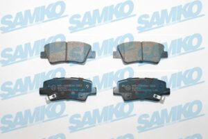 Спирачни накладки SAMKO - 5SP1710