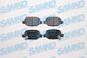 Спирачни накладки SAMKO - 5SP1724