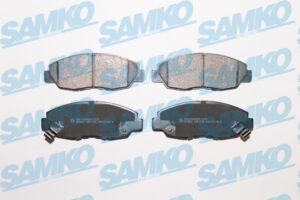 Спирачни накладки SAMKO - 5SP1728