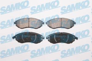 Спирачни накладки SAMKO - 5SP1730