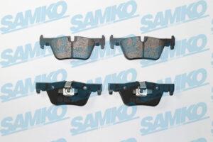 Спирачни накладки SAMKO - 5SP1741