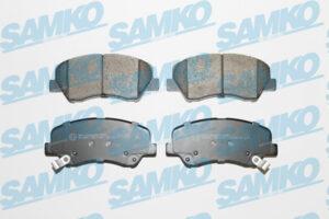Спирачни накладки SAMKO - 5SP1744