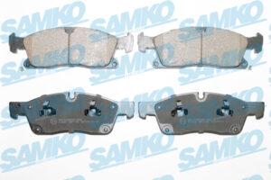 Спирачни накладки SAMKO - 5SP1745