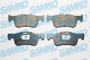 Спирачни накладки SAMKO - 5SP1752