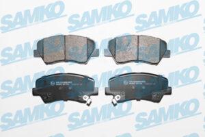 Спирачни накладки SAMKO - 5SP1753
