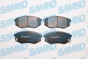 Спирачни накладки SAMKO - 5SP1757