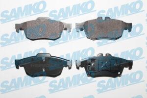 Спирачни накладки SAMKO - 5SP1761