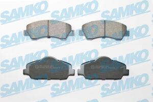Спирачни накладки SAMKO - 5SP1770