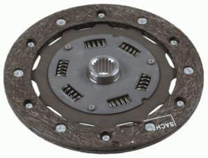 Феродов диск INTEREX - DA68