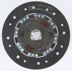 Феродов диск INTEREX - DA96