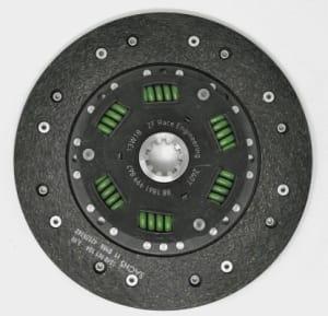 Феродов диск INTEREX - DA97