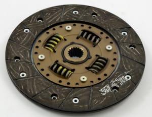 Феродов диск INTEREX - DDW05