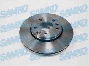 спирачен диск SAMKO - R1036V