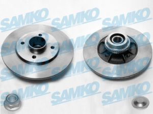 спирачни дискове SAMKO - R1035PCA
