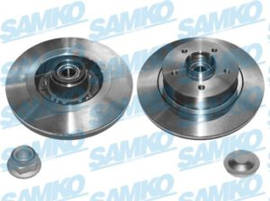 спирачни дискове SAMKO - R1038PCA