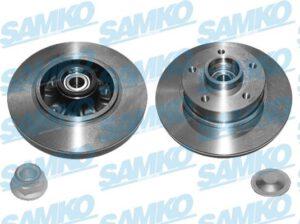 спирачни дискове SAMKO - R1040PCA