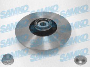 спирачни дискове SAMKO - R1047PCA