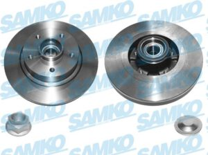 спирачни дискове SAMKO - R1049PCA