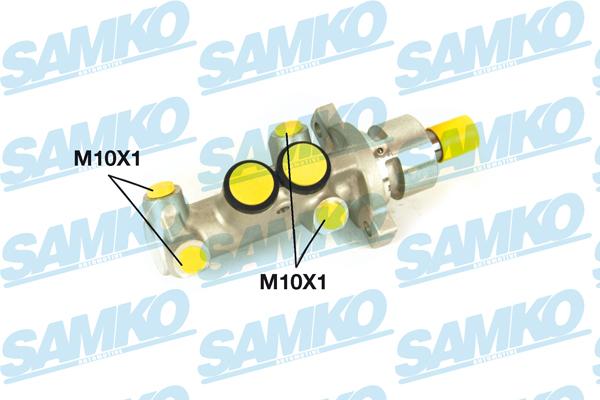 Спирачна помпа SAMKO за CITROEN Saxo, ZX / PEUGEOT 106, 306 - P06634