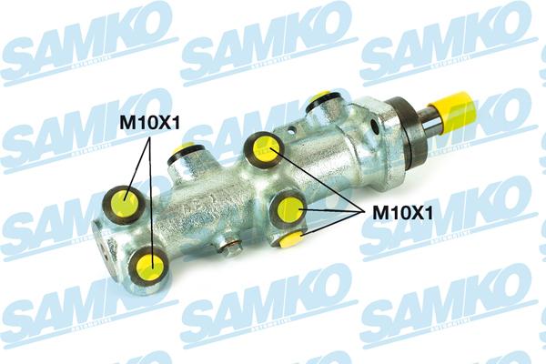 Спирачна помпа SAMKO за CITROEN Jumper - P06636