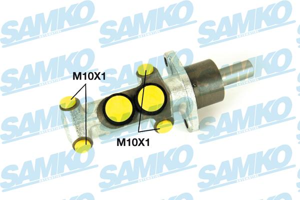 Спирачна помпа SAMKO за CITROEN Saxo / PEUGEOT 106 - P06640